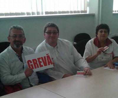 Avarie în Sănătate. Spitalele intră de luni în grevă generală