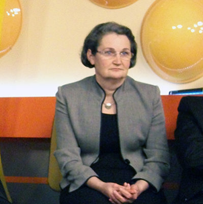 Viorica Cherecheş – candidat pentru Camera Deputaţilor