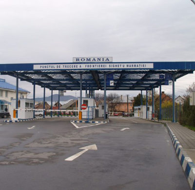 Traficul rutier prin P.T.F. Sighetu Marmației a fost reluat