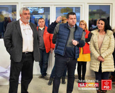 Zetea: PSD Maramureș prezintă Programul de Guvernare al partidului într-o campanie door to door