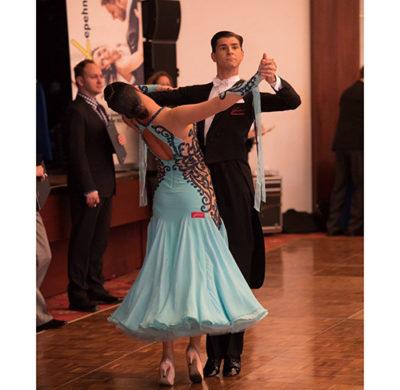 DANS SPORTIV: Florin Vlad și Natalia O'Connor participă la Mondialul WDC din Paris