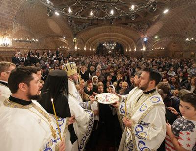 Parastas la 40 de zile după IPS Justinian – în 8 decembrie, la Mănăstirea Rohia
