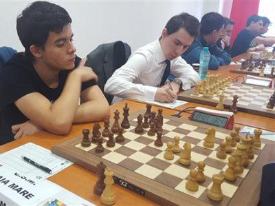 CSM Baia Mare vicecampioană naţională la şah