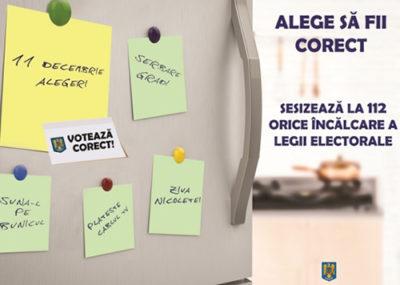Măsuri în prag de alegeri: Specialişti ai MAI trimişi în Maramureş