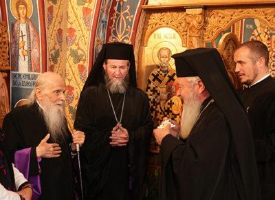 Întronizarea noului Episcop al Maramureșului și Sătmarului, în 27 decembrie