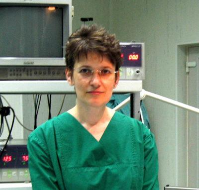 Dr. Mihaela Leşe: Spitalul Județean are unul dintre cele mai performante aparate folosite în sălile de operaţie