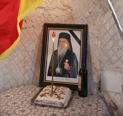 Parastas la Rohia. 40 de zile de la trecerea la cele veşnice a lui IPS Justinian