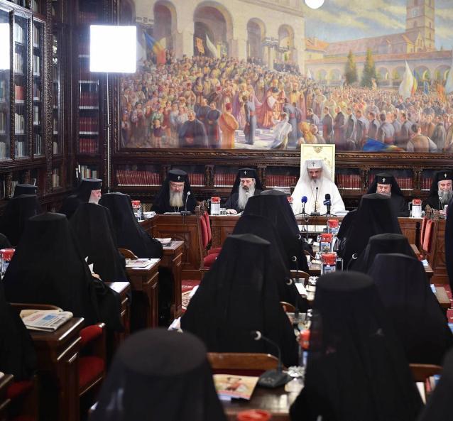 Vot pentru noul Episcop al Maramureșului și Sătmarului