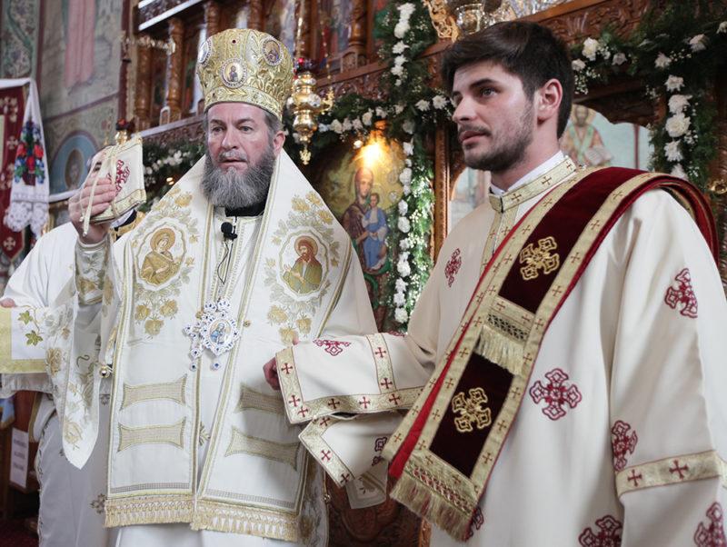 """Sărbătoarea """"Întâmpinarea Domnului"""" la Mănăstirea Moisei"""