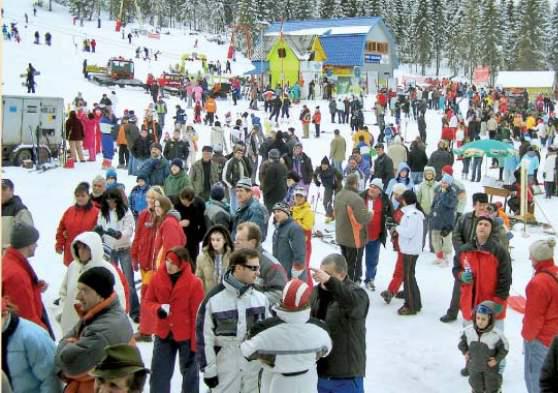Borşa – capitala distracţiei in perioada 18-19 februarie