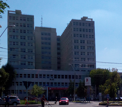 """Birou de mediere la Spitalul Județean. """"Prietenii Spitalului"""" recrutează personal"""