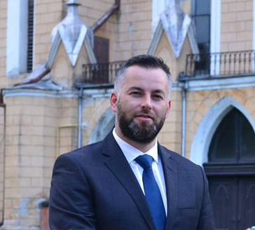 Cosmin Drulea, șef în administrația județeană