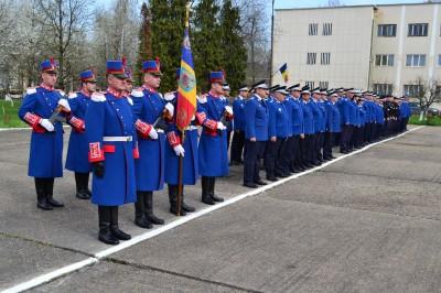 Jandarmii – la întâlnire cu cadrele în rezervă și retragere