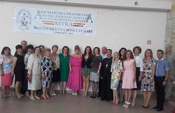 Conferinţă ASTRA la Şomcuta Mare