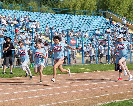 """310 persoane cu dizabilități la """"Jocurile Naționale Special Olympics"""""""