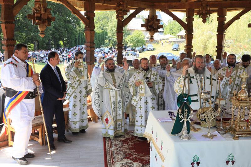 Sobor la hramul Mănăstirii Dealu Mare