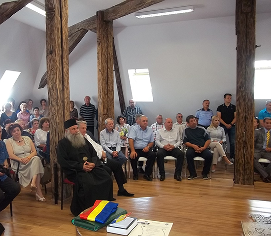 Alin Sebastian Bîrda a preluat functia de primar al orașului Baia Sprie