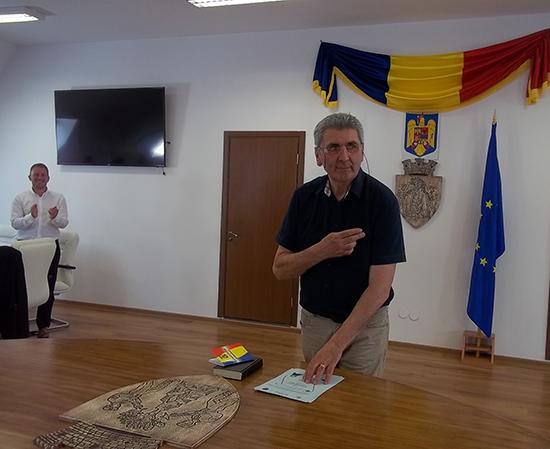 Corodan, exclus din PNL și înlocuit în Consiliul Local Baia Sprie