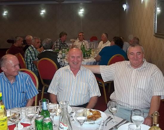 A 11-a întâlnire a pensionarilor de la Mina Baia Sprie