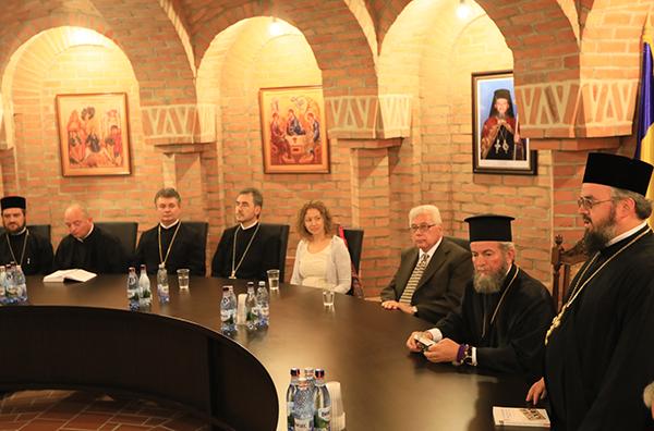 """Zilele Culturale """"N. Steinhardt"""", patronate de Preasfinţitul Părinte Episcop Iustin"""