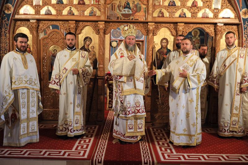 Hirotoniri în Paraclisul Episcopal