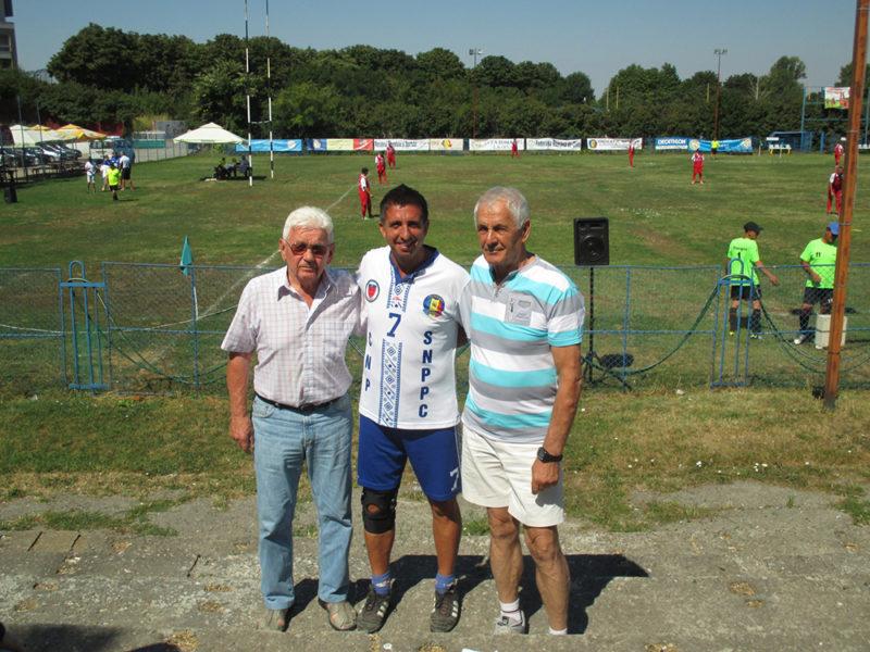 Reprezentant al Maramureșului la finala Cupei României la Oină