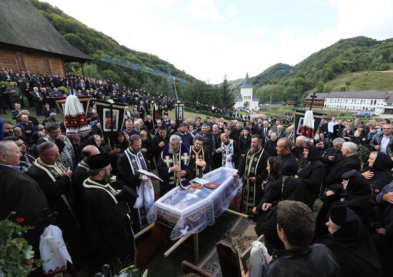 Grigore Buda – înmormântat la Mănăstirea Ruoaia