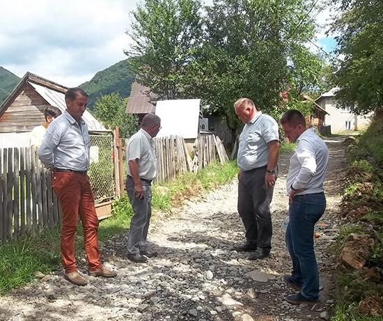 Soluții franțuzești pentru modernizarea drumurilor din Baia Sprie