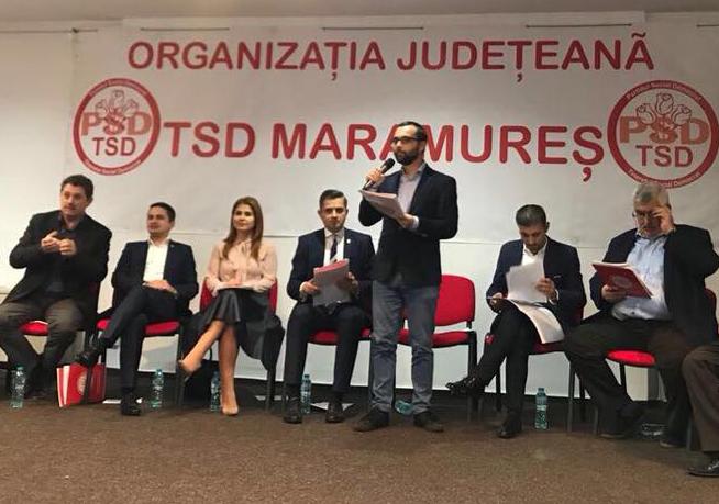 Echipă nouă în fruntea TSD Maramureș