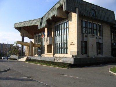 Reabilitare la Palatul Administrativ