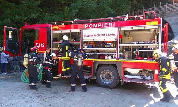 Pompierii organizează reuniuni cu primari și proiectanți