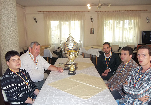 ȘAH: CȘM Baia Mare participă la Cupa Cluburilor Europene