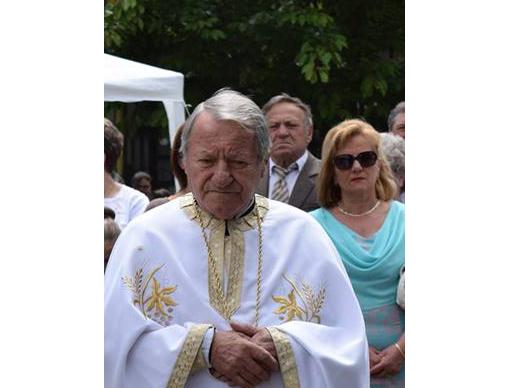 Primarul orașului Baia Sprie: Omagiu preotului Roman Gavril