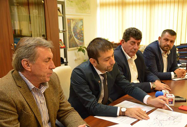 7,5 milioane de euro pentru 14 km de drum reabilitat. Șoseaua face legătura între Șomcuta și Remeți pe Someș