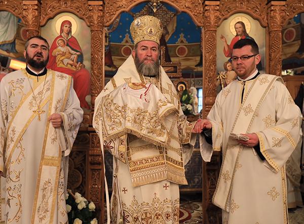 Episcop Iustin: Dumnezeu să ne ferească de orbirea trupească şi sufletească