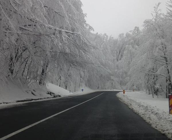 Vremea în Maramureș. Variații de temperatură până în 23 februarie