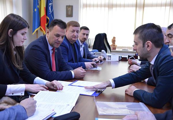 Propunerea de înfrățire între Maramureș și Transcarpatia