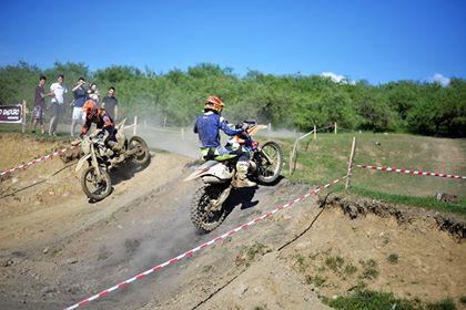 "Demonstrație Hard Enduro: ""Auto-Moto-Show"""