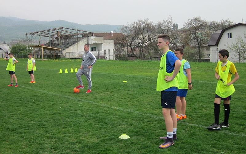 Primăria Baia Sprie investește în sport