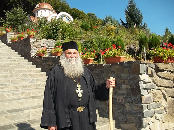 Izvorul Tămăduirii la Mănăstirea Chiuzbaia