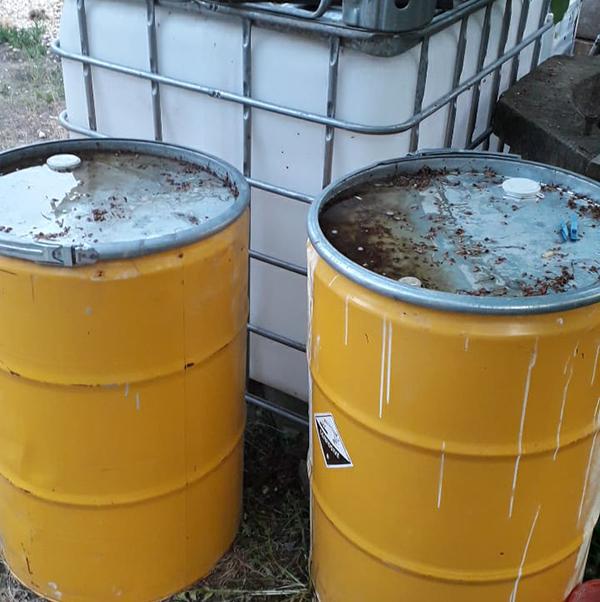 Stocuri de apă la primării pentru perioada de secetă