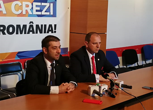 Iustin Talpoș: Nu am negociat nicio funcție