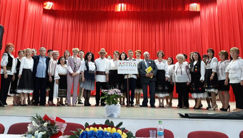 Conferință dedicată Centenarului Marii Uniri, la reuniunea ASTRA de la Șomcuta