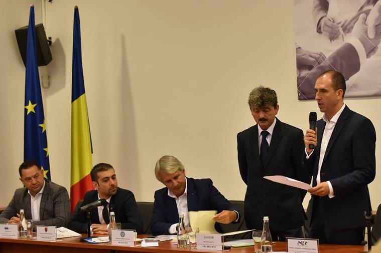 Nou în Maramureș: S-a înființat Asociația Întreprinzătorilor