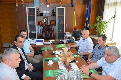 Parteneriate între silvicultorii din Maramureș și Transcarpatia