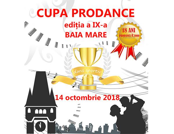 Concurs național de dans sportiv, în Baia Mare