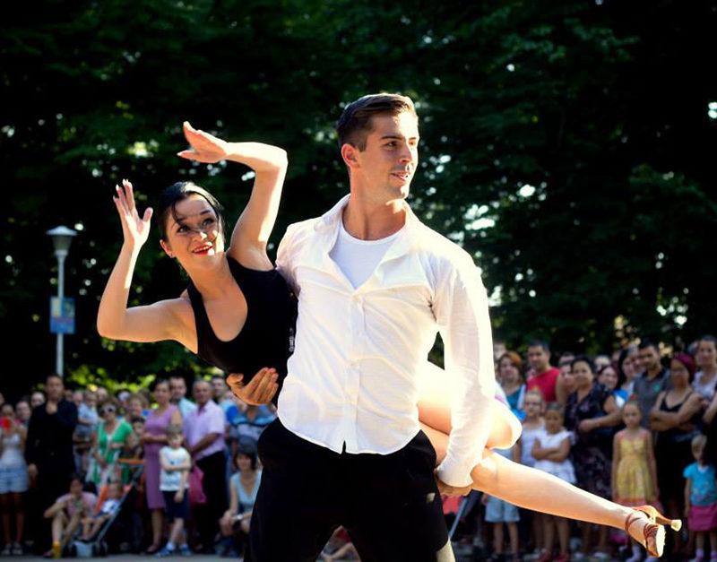 """Dans sportiv: Cupa """"Shall we Dance"""" – în premieră, la Șomcuta Mare"""
