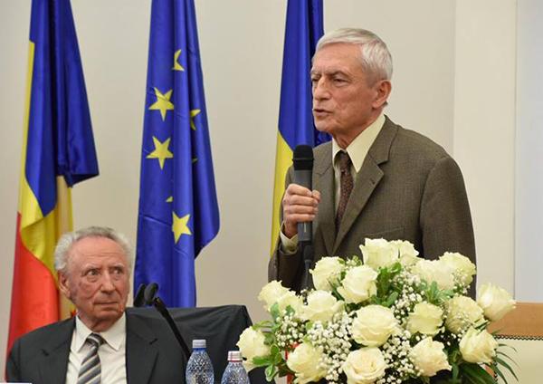 Academicianului Ion Pop – Cetățean de onoare al județului