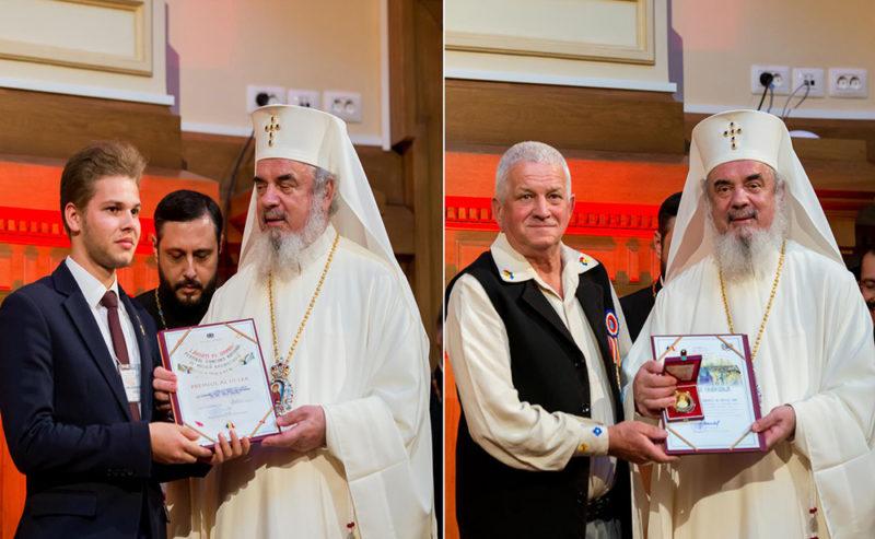 Maramureșeni felicitați de Patriarhul Daniel