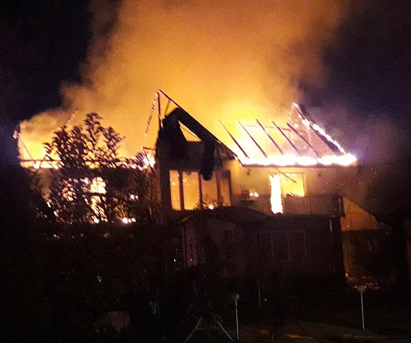 Primar Buda: Să sprijinim familia care și-a pierdut casa în incendiu!